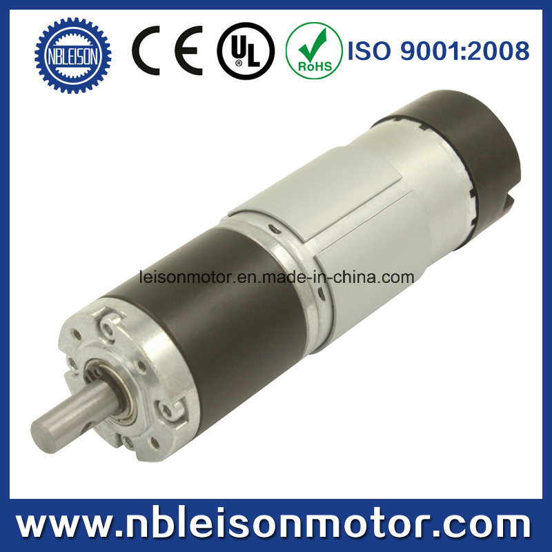 36mm 12V Low Rpm DC Planetary Gear Motor with Encoder