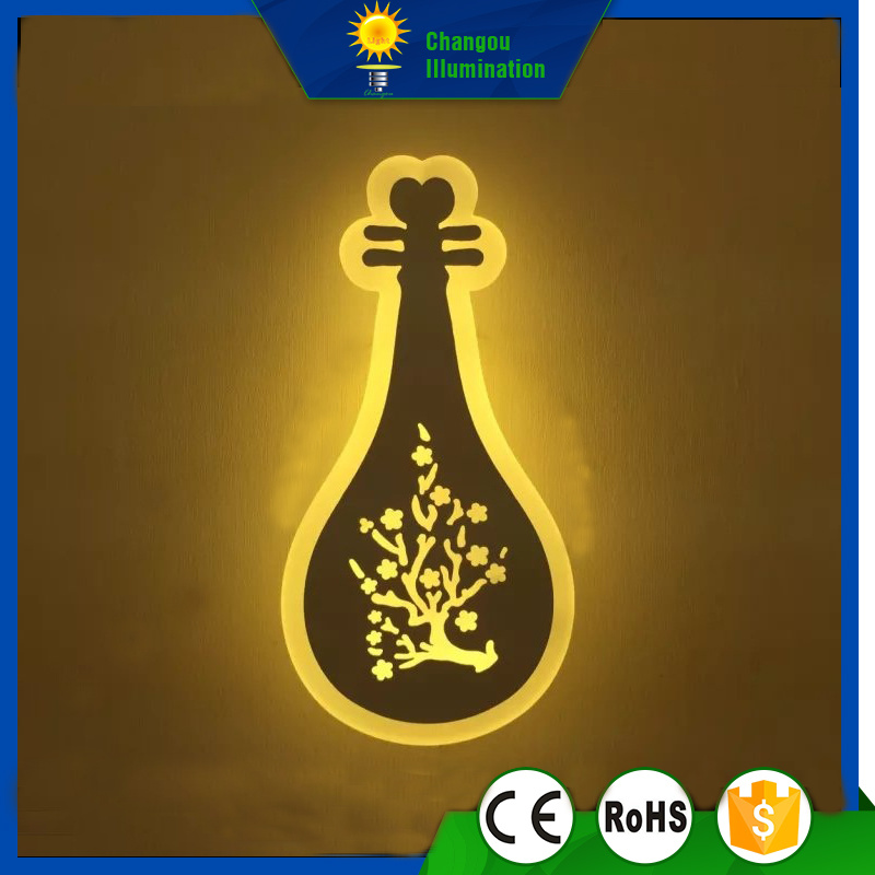 18W Modern LED Decorate Wall Light