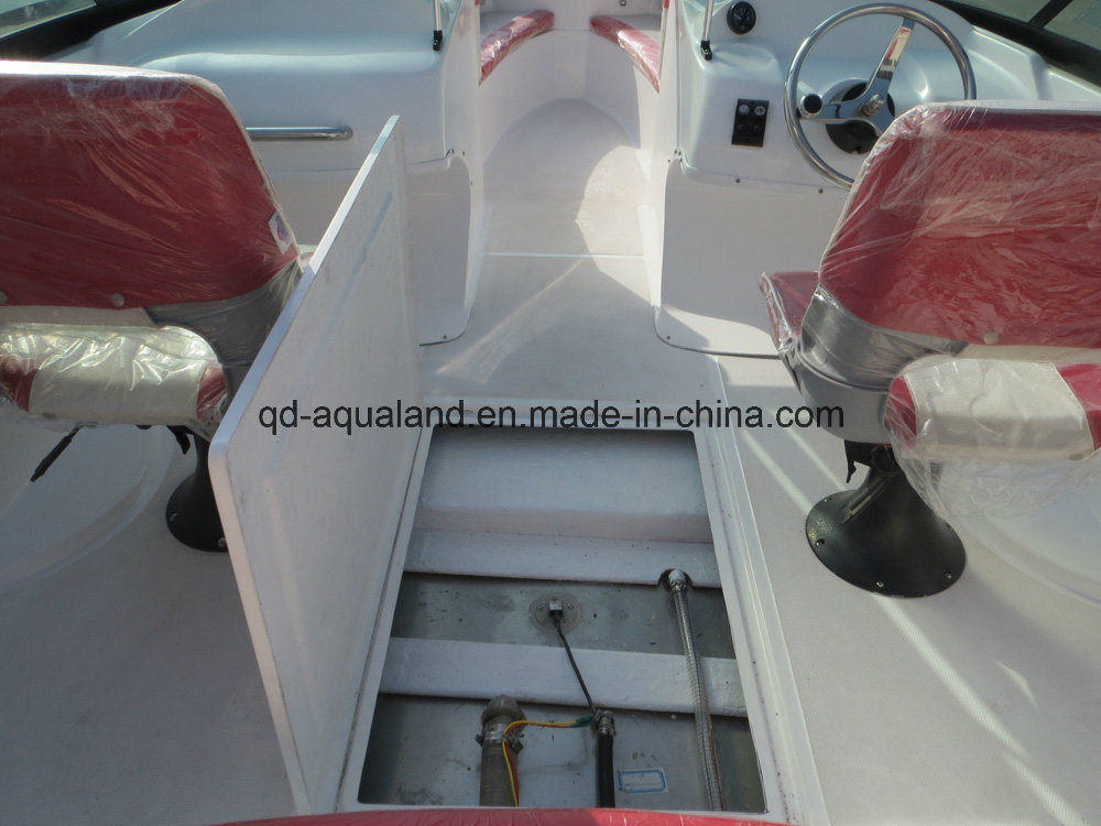 Aqualand 17feet 5.2m Fiberglass Speed Boat /Sports Fishing Boat (170)