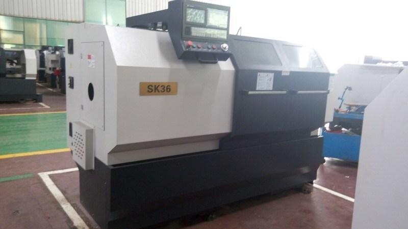 CNC Lathe Ck36/Ck6136/Sk36 Turning Diameter 360mm Turning Length 650mm