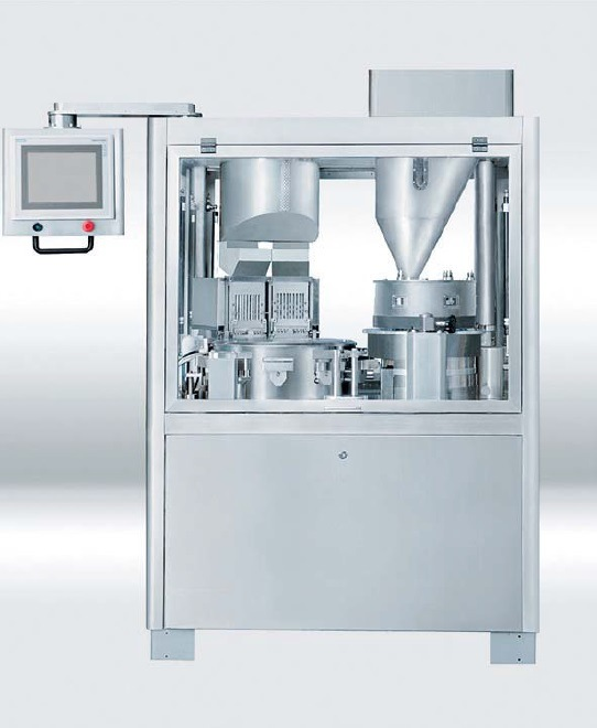 Cfm-1250 High Speed Capsule Filling Machine