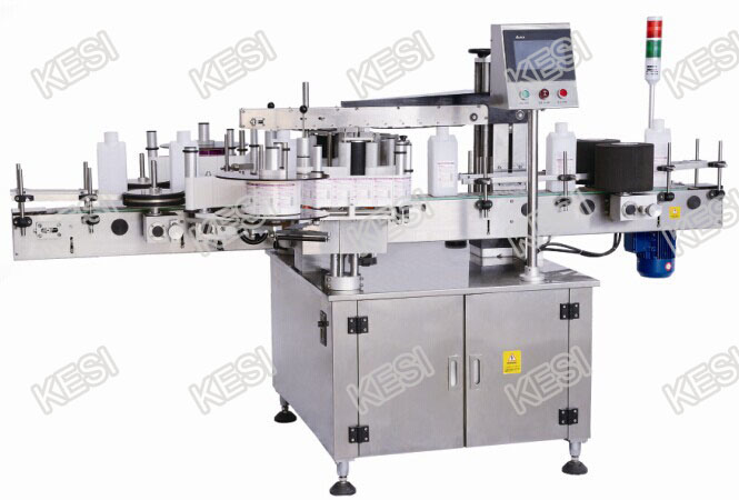 Two Sides Front and Back Side Labeling Machine (KCTB-S)