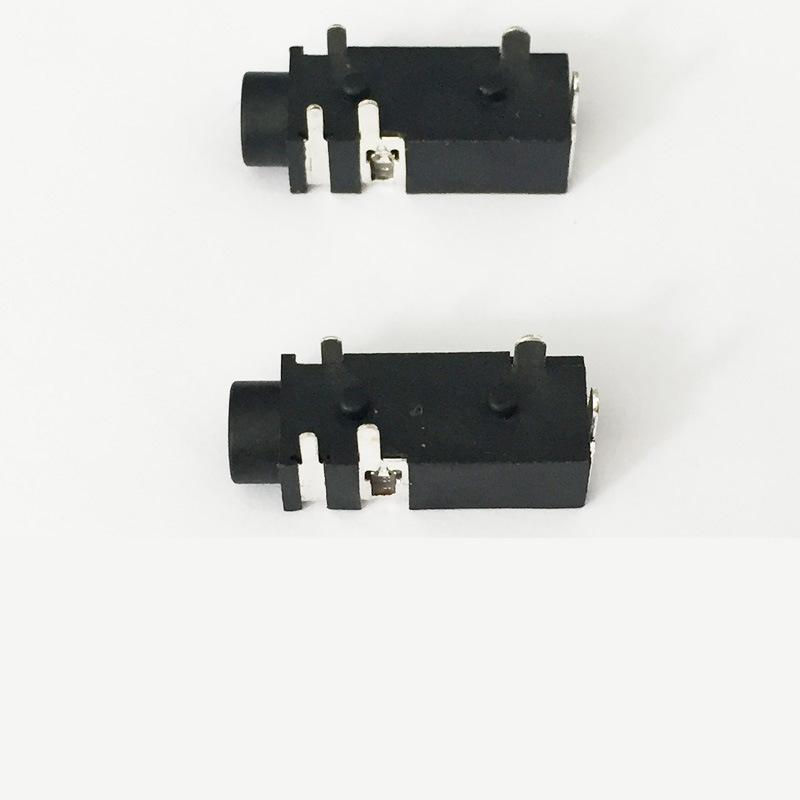 Headphone Socket Headphone Jack Audio and Video Socket Custom-Made Pj-328A
