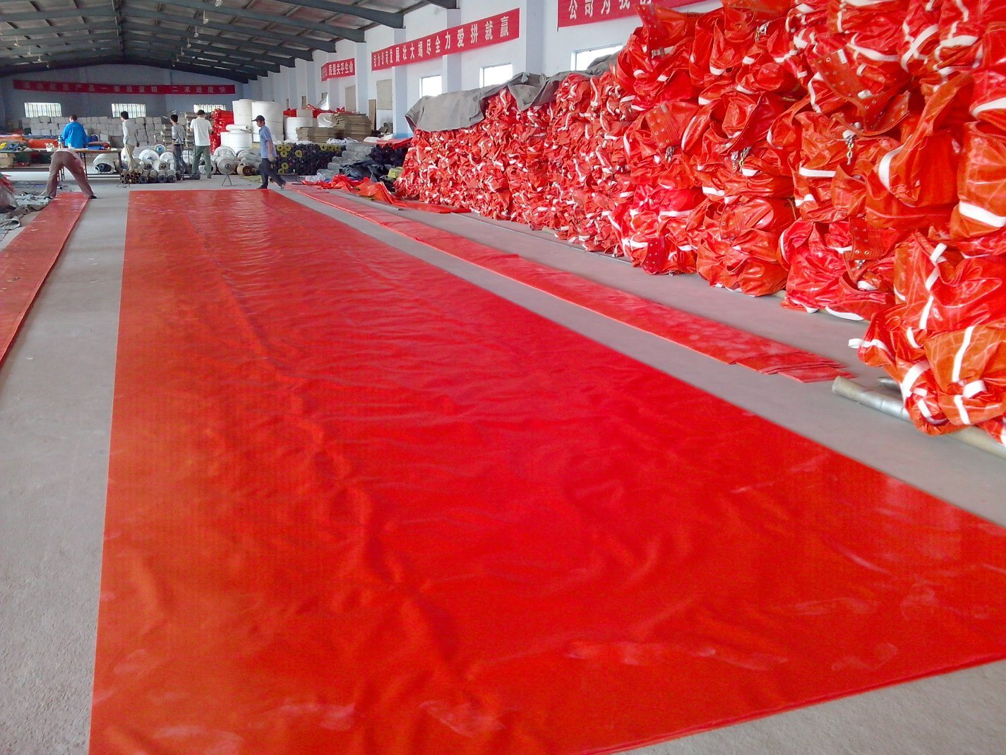 Hot Sale China Government PVC/Rubber Float Oil Boom