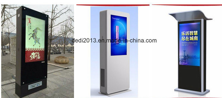 Outdoor Application 55inch Advertising LCD Kisok