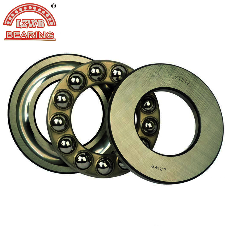 Professional Manufacturing Brass Cage Thrust Ball Bearing(51209m-51215m
