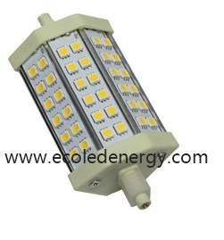 LED Light 8W R7s with CE and Rhos