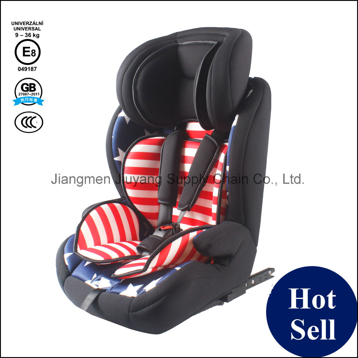 Best Sell Product - ECE Baby Car Safety Seat for 4-12 Years Child