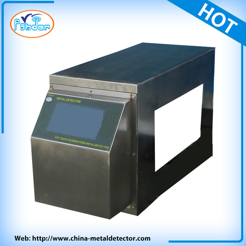 High Intelligent Touch Screen Digital Food Metal Detector