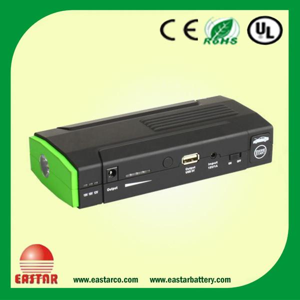 China Mini Car Start Tool Multi-Function Power Bank