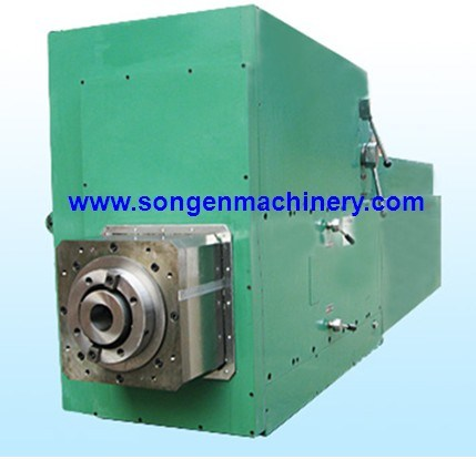 CNC Boring and Milling Head, RAM Type