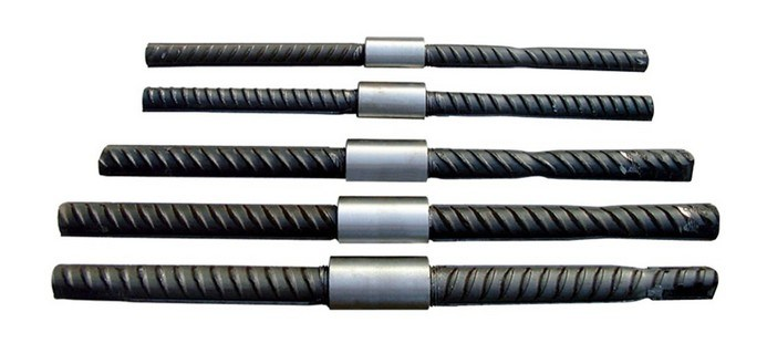 New Building Material Threaded Rod Splicing Steel Rebar Coupler