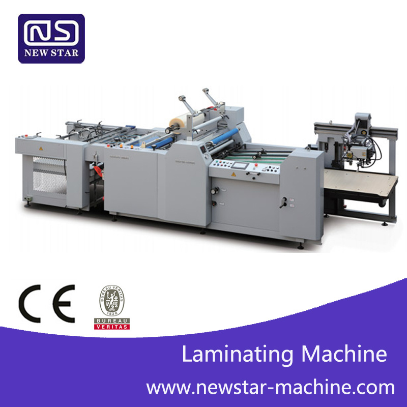Automatic Thermal Laminating Machine