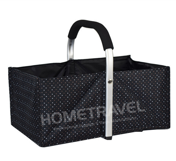 2017 New Design Exclusive Foldable Shopping Basket