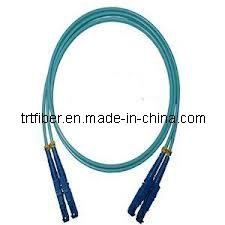 E2000 Duplex OM3 Fiber Optic Patch Cord (E2000-MM-DX)