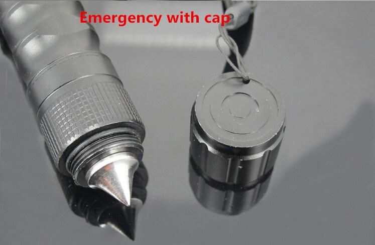 Tactical Stun Gun with Emergency Hammer
