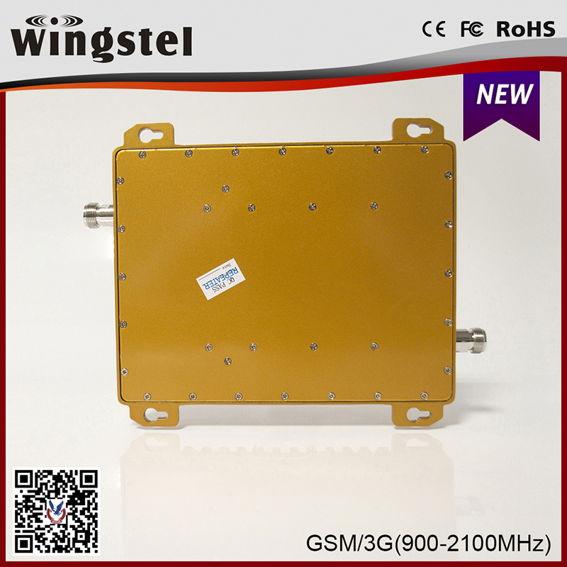 Dual Band 2G 3G 4G 900/2100MHz Cell Phone Signal Booster