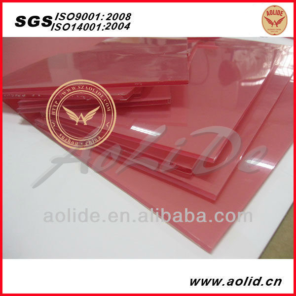 3.94mm New Photopolymer Flexo Plate