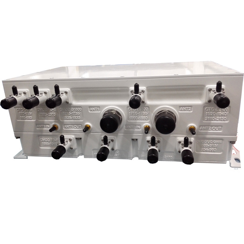 5: 1 High Power Multi-Band Point of Interface/Poi Combiner