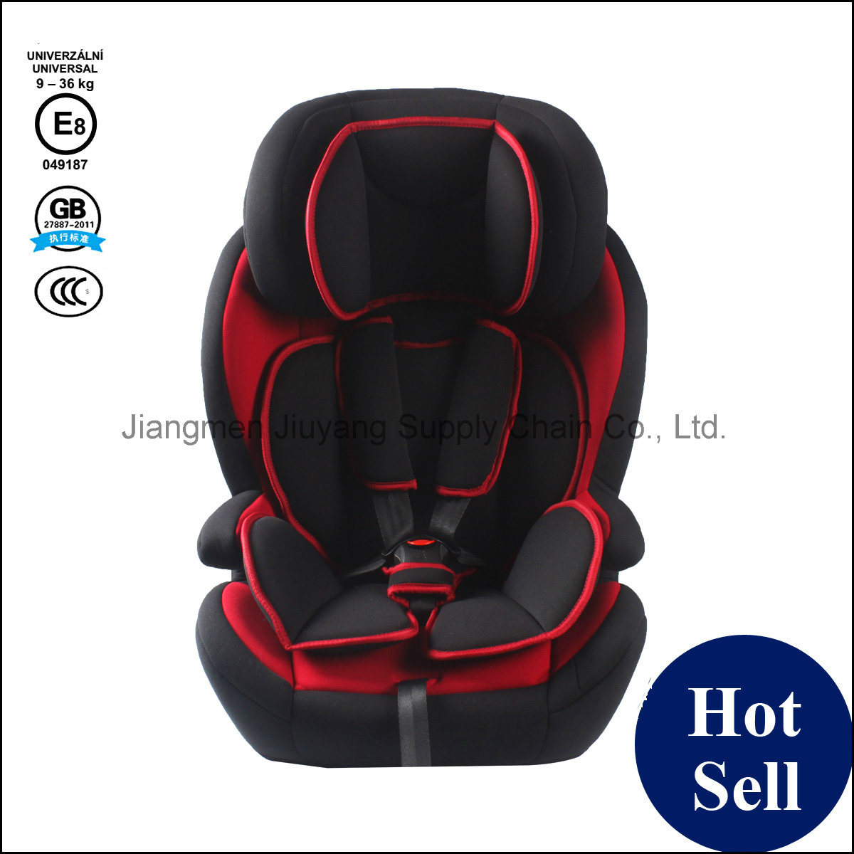 HDPE Frame Baby Safety Car Seat with ECE 049187 Certification
