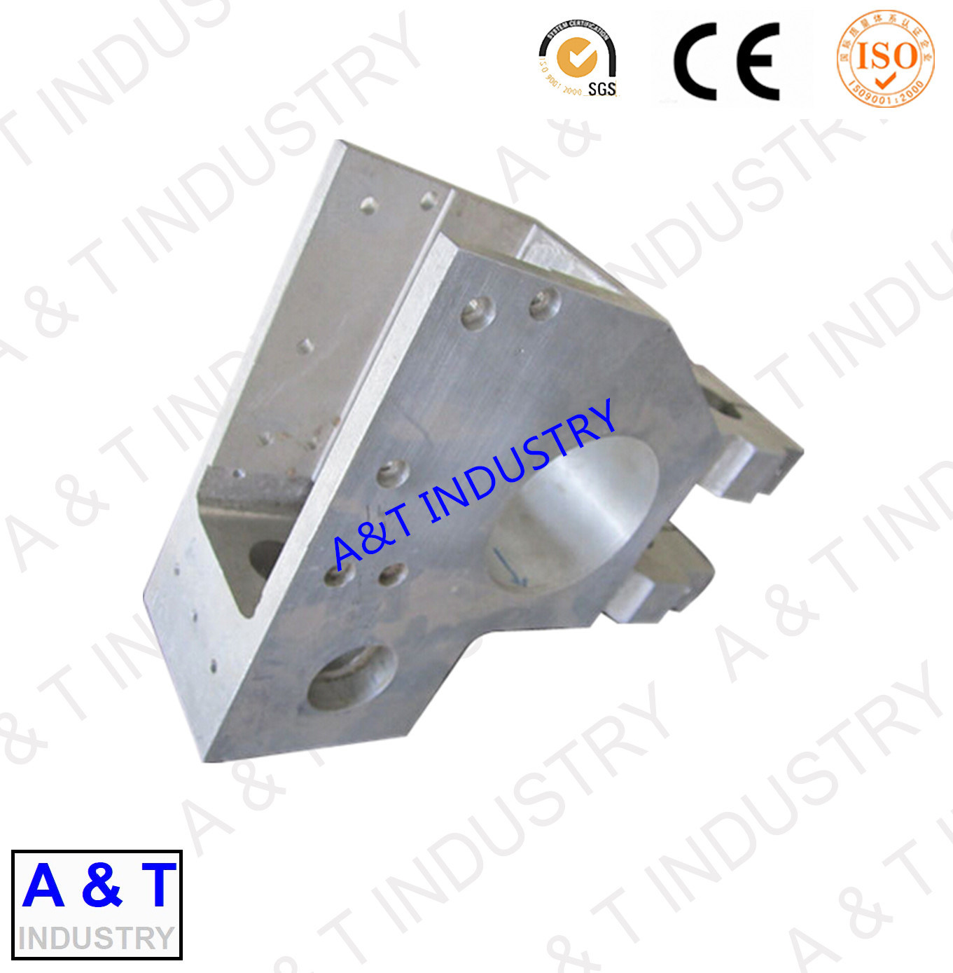 CNC Customized Stainless Steel/Brass/Aluminum Machine Mechaning Parts, Turning Parts