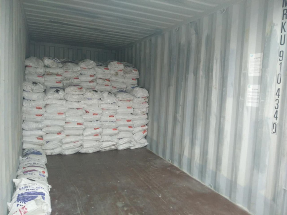 Caustic Soda Flakes 98% 99% Manufacturer
