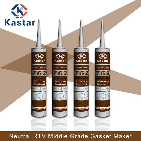 Automotive Neutral Grey RTV Silicone Gasket Maker