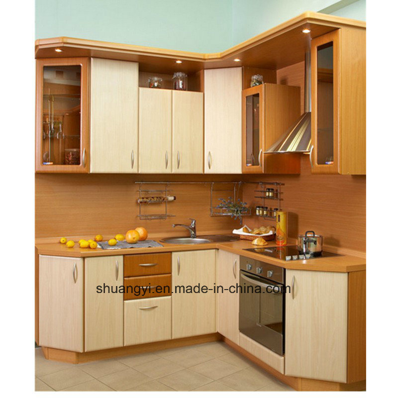 2016 Affordable Modern Kitchen Cabinets Factory