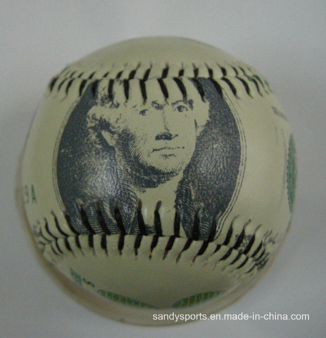 Custom Logo Cork Core Rubber Core Baseball Softball