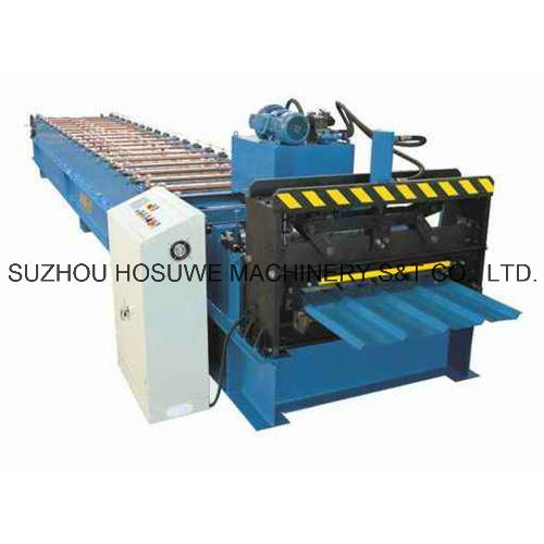 PVC Corrugated Sheet Machine