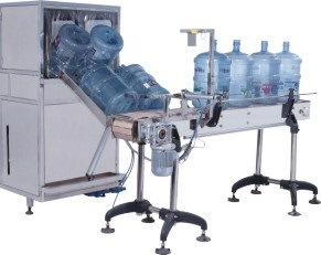 Automatic Bottle Loader Equipment for 5gallon Bottle