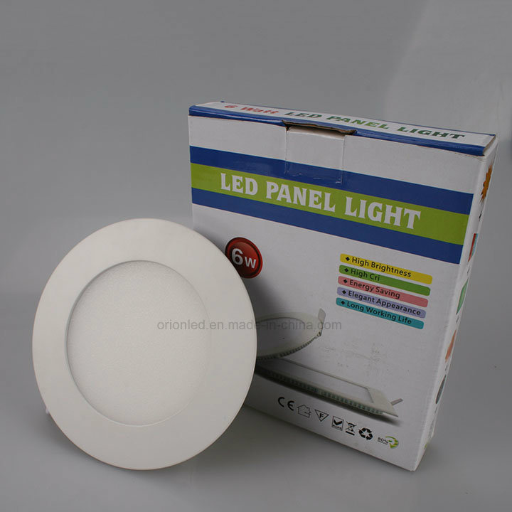 Ceiling Round LED Panel Light 6W 12W 18W LED Panel