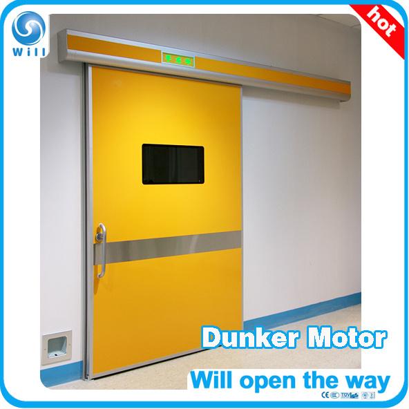 Automatic Hermetic Sliding Door Air-Tight Door Hospital Door X-ray Room Door