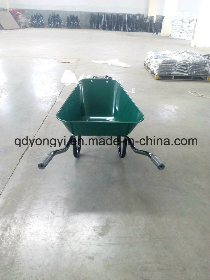 0% Anti-Dumping Duty of Concrete Wheelbarrow for South Africa Market Wb3800