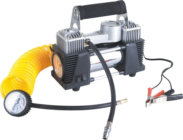 DC 12V Car Use Mini Air Compressor (WIN-733B)