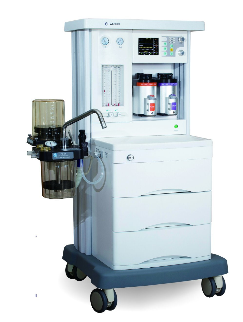 General Medical Anaesthesia/Anesthesia Machine Ljm 9600 with Ce Certificate