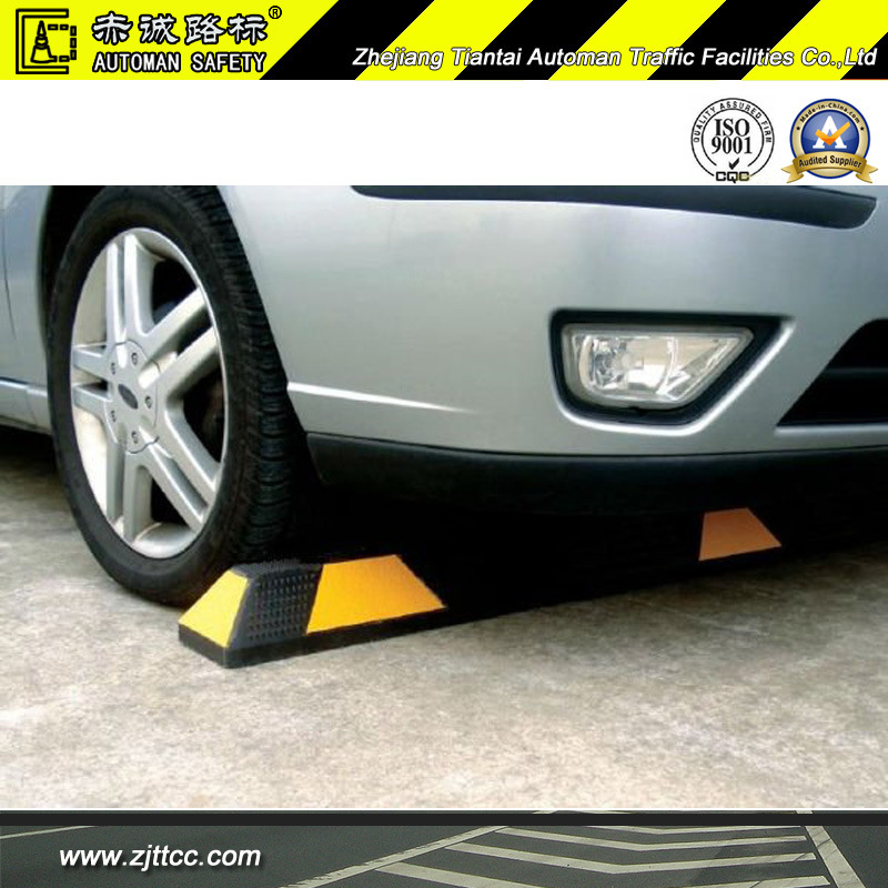 178cm Australia Standard Car Wheel Parking Industrial Rubber Blocks Stops (CC-D10)