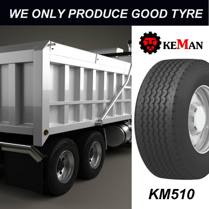 Km510 Trailer Tyre, Truck Tyre
