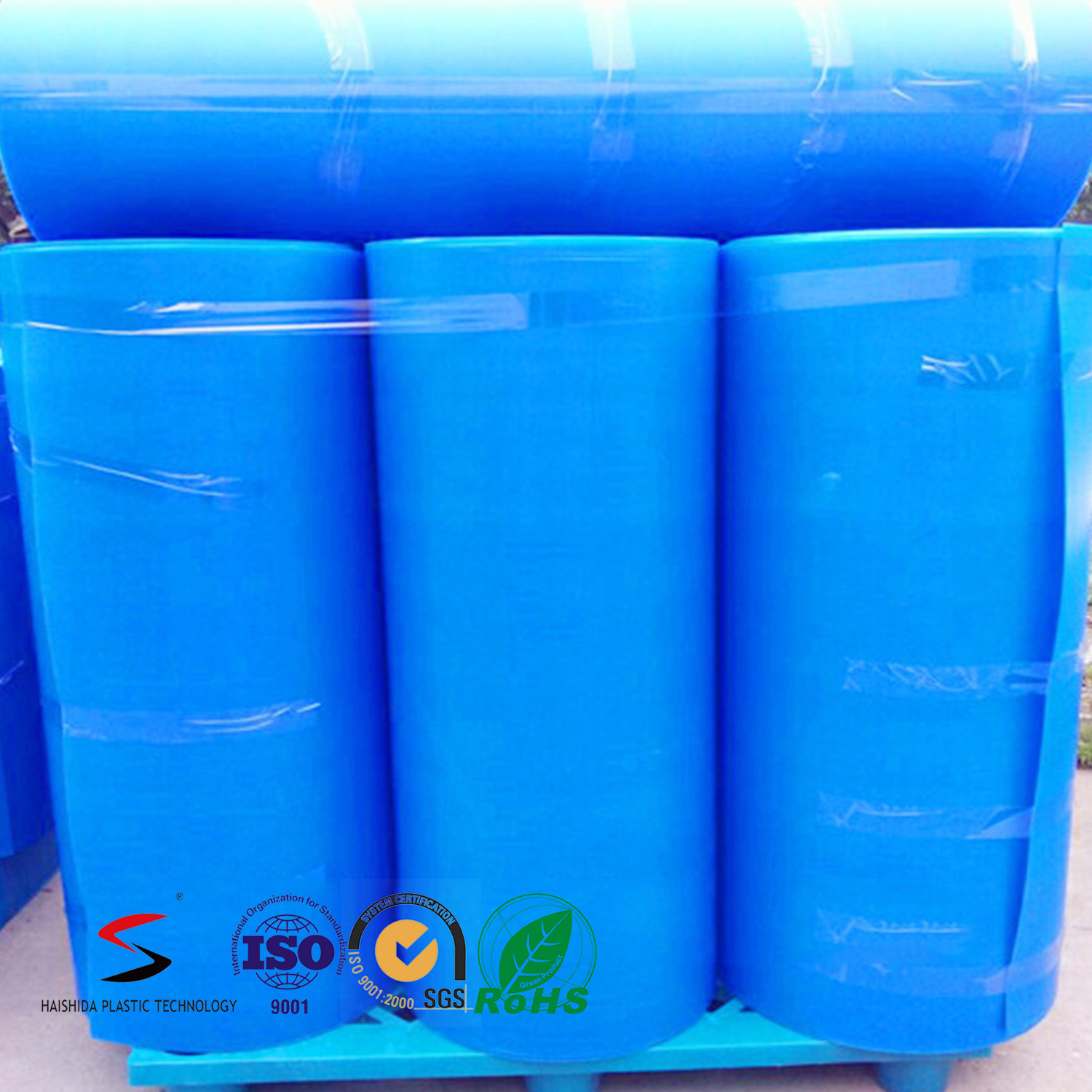 Building Material Grade a Polypropylene Corrugated Plastic Floor Protection Sheet