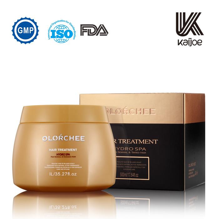 Olorchee Vibrant & Silky Hair Mask for Salon Use