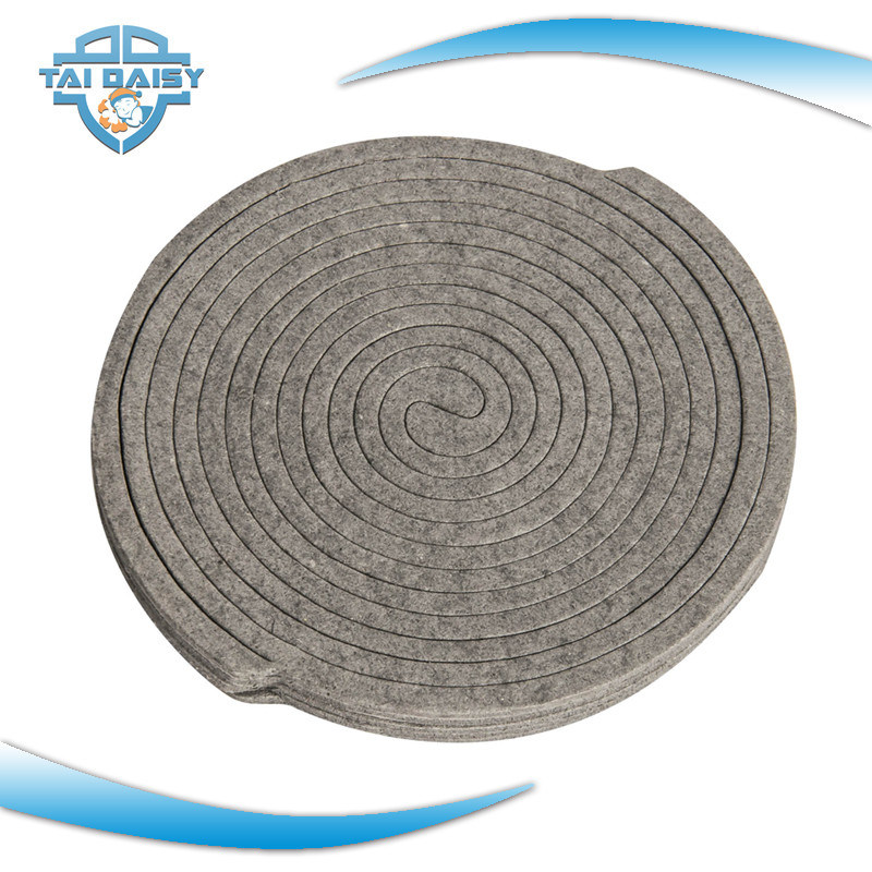 D-Trans Allethrin Hot Sale Plant Fiber Mosquito Repellent Coil Dimefluthrin China Best Mosquito Coil