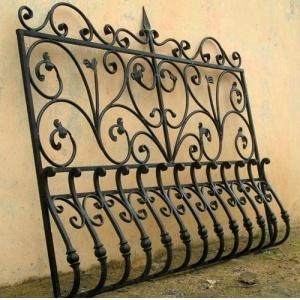 Beautiful Wrought Iron Balcony