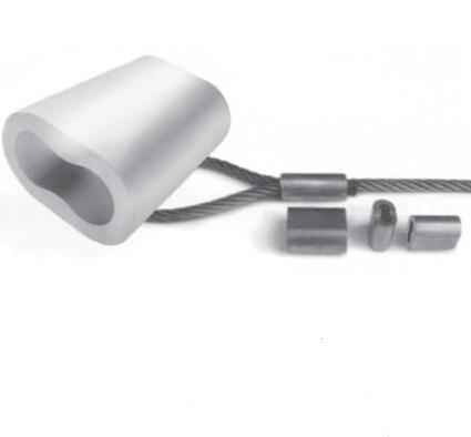 Aluminium Hourglass Sleeve / Aluminium Hourglass Ferrule