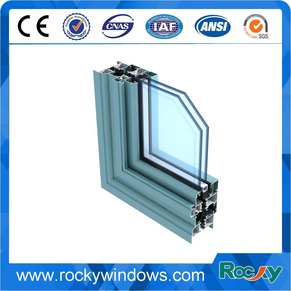 Rocky 6063 Aluminum Door and Window Frames