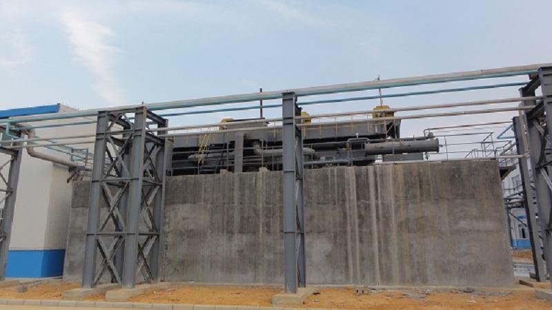 Dissolved Air Flotation (DAF) Machine for Water Treatment Machine