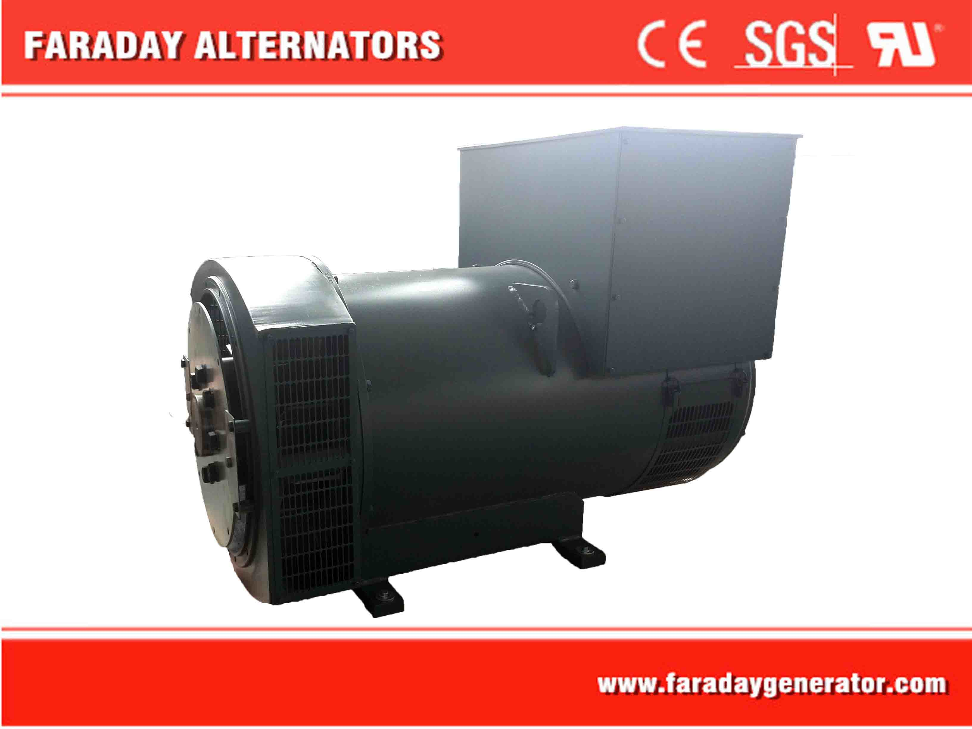 Low Iron-Loss Silicon Steel Customized Brushless Alternator Company in Wuxi