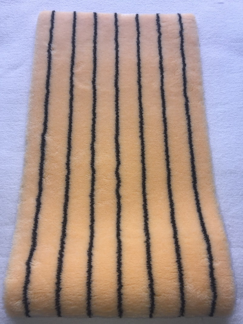 Tiger Paint Roller Fabric Arylic and Polyester