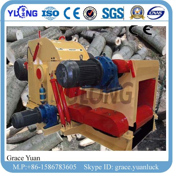 Wood Chips Crusher Machine with Reasonable Structure