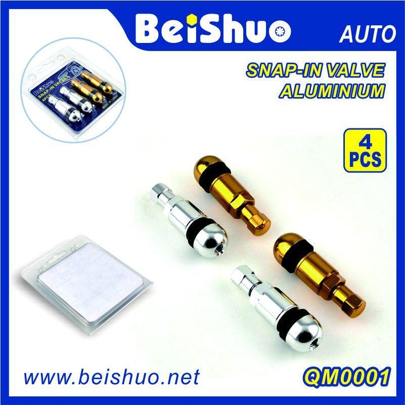 Aluminium Tire Valve Tr413 Tr414 for Car Accessories