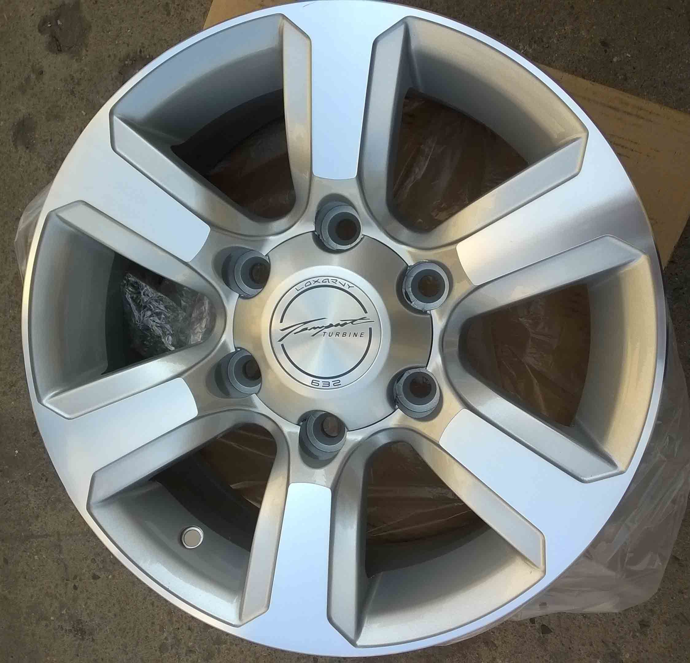 Aftermarket Alloy Wheel (KC336)